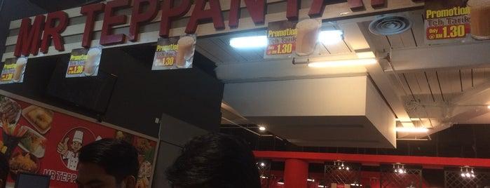 Mr Teppanyaki is one of Makan @ PJ/Subang (Petaling) #7.
