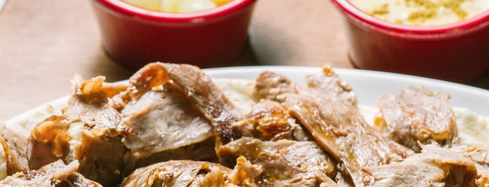 Döner Plus is one of Nişantaşı'nda Öğle Yemeği Arası.