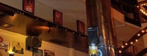 The Beer Saloon is one of WiFi keys @ Thessaloniki (East).