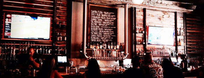 Union Kitchen & Tap is one of SD.