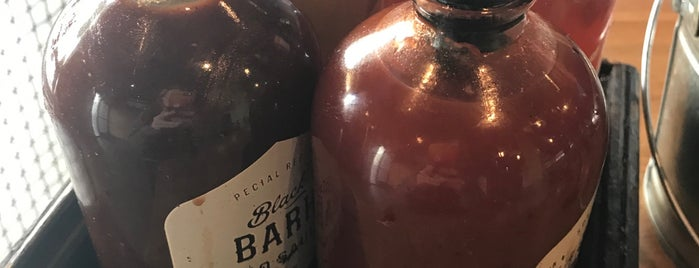 Black Bark BBQ is one of SF: To Eat.