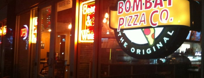 Bombay Pizza Co. is one of Houston Press 2011 - Pizza.