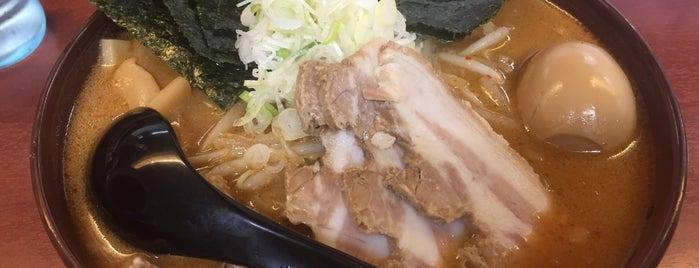 真武咲弥 札幌店 is one of ラーメン.