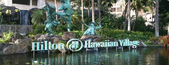 Hilton Hawaiian Village Waikiki Beach Resort is one of Places to check out.