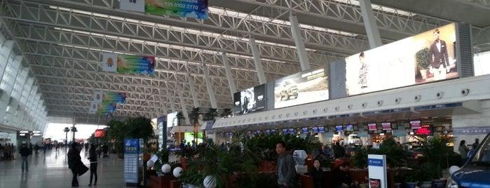 武漢天河国際空港 (WUH) is one of World AirPort.