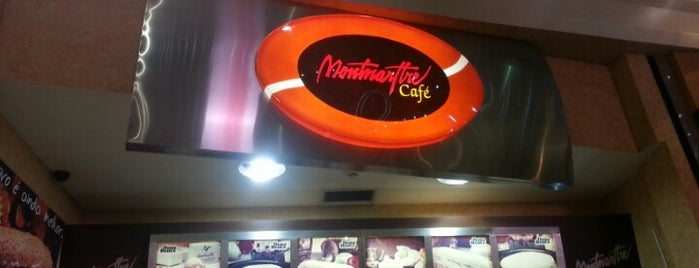 Montmarttre Café is one of Lieux qui ont plu à VB.