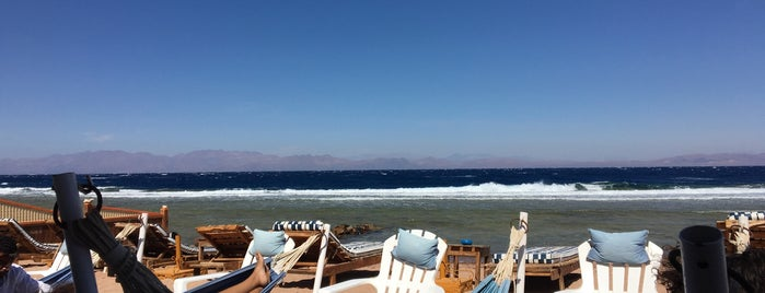 Ghazala Hotel Dahab is one of Be Charmed @ Sharm El Sheikh.