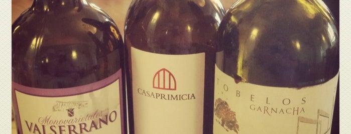 Restaurante Amelibia is one of La Rioja.
