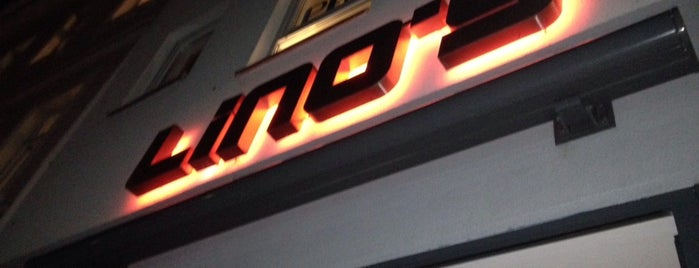 Lino's is one of Buddy Bars.