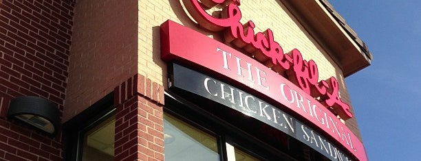 Chick-fil-A D'Iberville is one of Favorite dining locations.