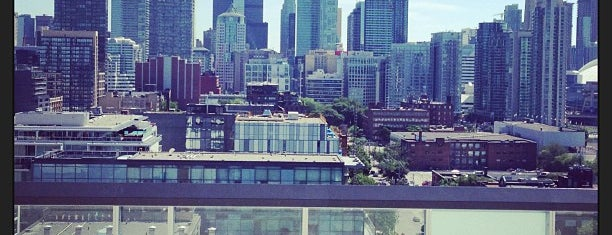 Thompson Hotel is one of The 15 Best Trendy Places in Toronto.