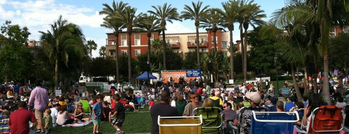 Playa Vista Concert Park is one of For K9 friends in SFValley+.