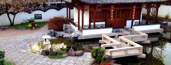 Chinesischer Garten is one of Stuggi4sq.