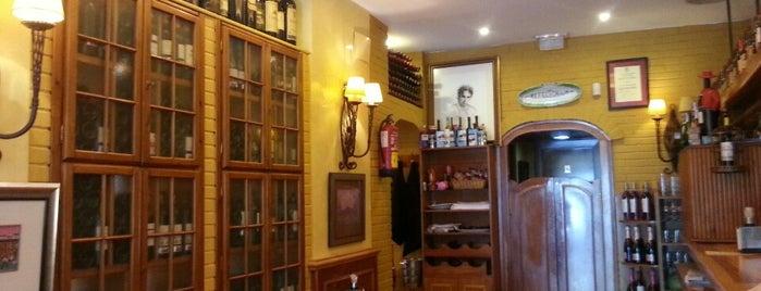 Refectorium is one of Restaurantes Malaga.