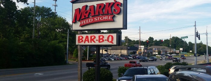 Mark's Feed Store is one of The 15 Best Places for Chicken Wings in Louisville.