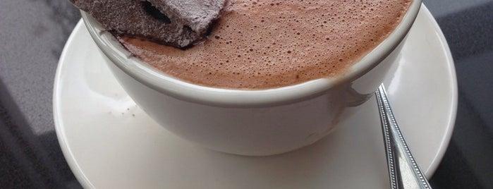 Socola Chocolatier + Barista is one of San Francisco Caffeine Crawl.