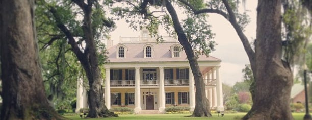 Houmas House Plantation and Gardens is one of What we love about New Orleans.