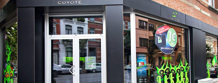 Coyote Store Bruxelles is one of Divers.