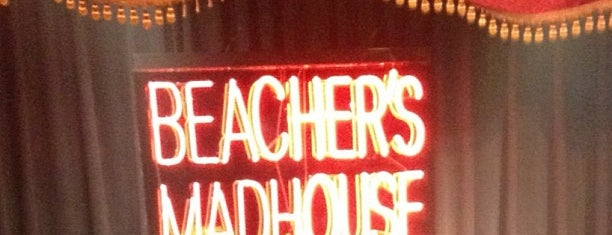 Beacher's Madhouse is one of L.A.'s Hottest Spots.