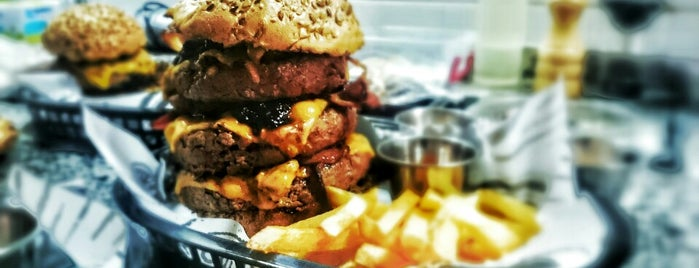 Pipes Burger Joint is one of TBL - food.