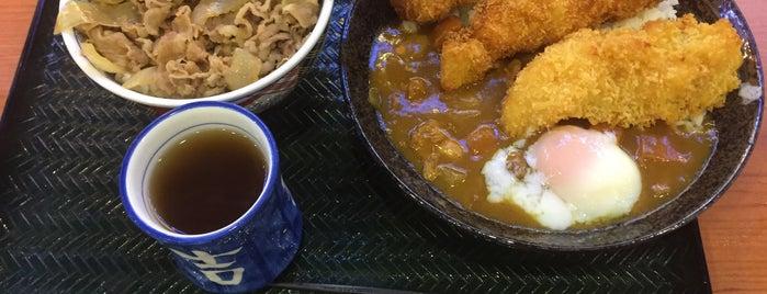 Yoshinoya Hanamaru is one of jalan2 cari makan seksyen 13 shah alam.