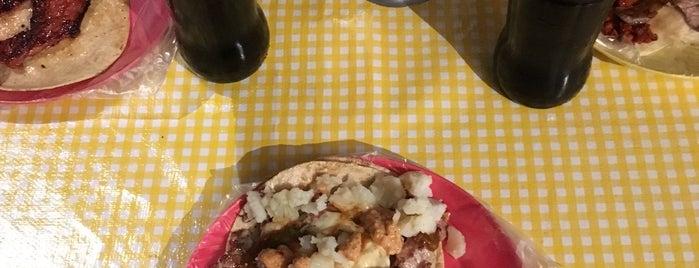 Tacos Perejil is one of Huuuuubnhuuuuuuuu.