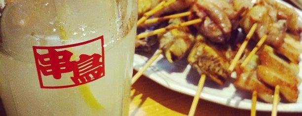 串鳥 三番街店 is one of 串鳥.
