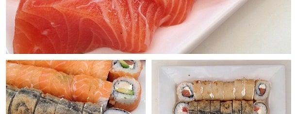 Niu Sushi is one of Love eat!.