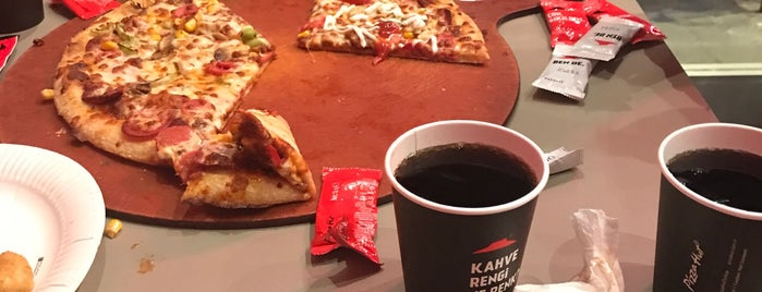 Pizza Hut is one of 2018.