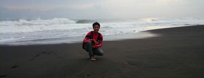 Pantai Glagah is one of Wisata Jateng DIY.