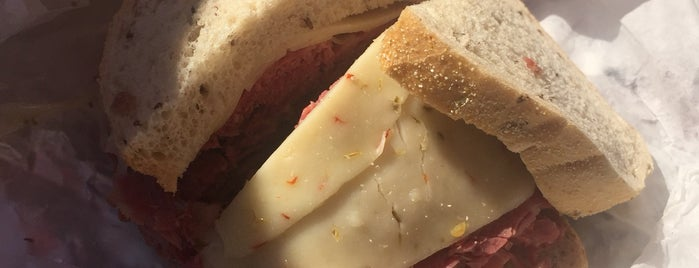 Danny's Deli is one of daTurk - Downtown Lunch (Independents).