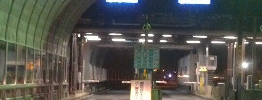 三郷南IC is one of 高速道路.