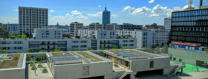 ibis Muenchen City Arnulfpark is one of Hotel.