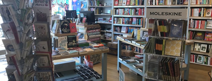 Dulwich Books is one of Guardian Recommended Independent Bookshops.
