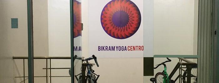 Bikram Yoga Centro is one of Salud.
