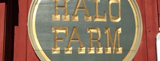 Halo Farm is one of Favorite Restaurants In New Jersey.