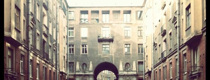 Толстовский дом is one of Интересное в Питере.