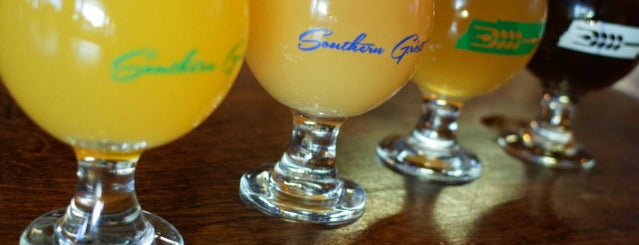 Southern Grist Brewing Company is one of Brewery Bucket List.