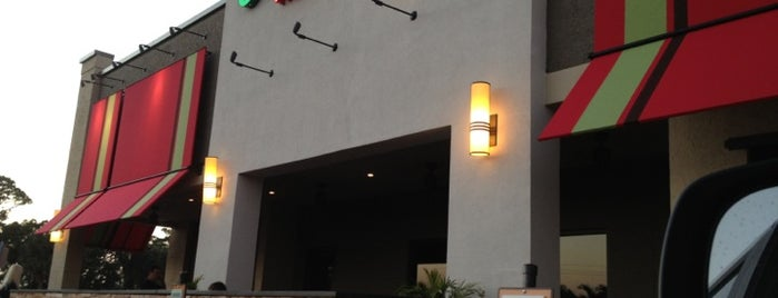Carrabba's Italian Grill is one of Frequent Check In's.