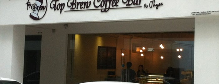 Top Brew Coffee Bar is one of Coffee.