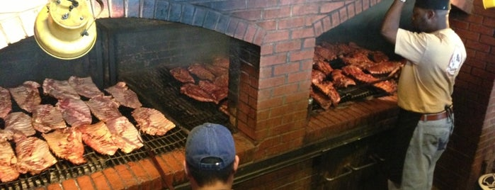 Dreamland Bar-B-Que Ribs is one of Steel City.