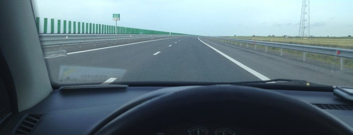 Autostrada Soarelui is one of Favorite.