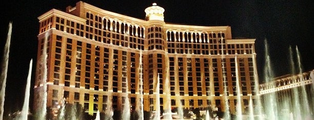 Bellagio Hotel & Casino is one of Bucket List Places.