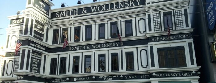 Smith & Wollensky - Las Vegas is one of My Las Vegas B-Party.