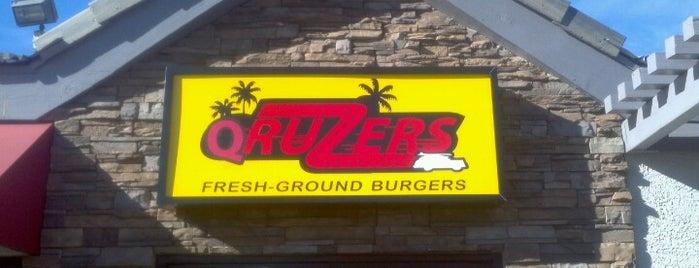 Cruzers Burgers is one of Vegas Baby!!.