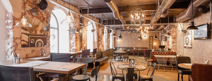 Craft Brew Cafe is one of Бары.