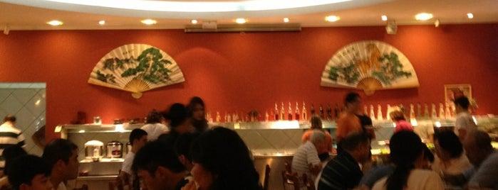 Hanako Orient Food   花 is one of Pra se empanturrar em SP.