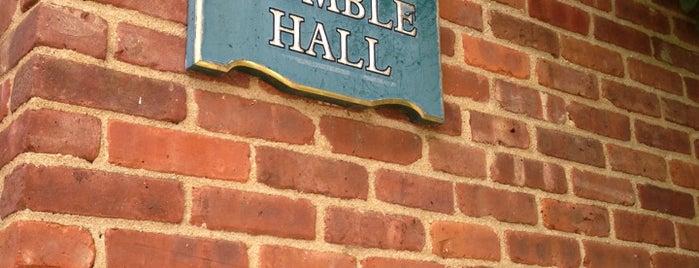 Kumble Hall - LIU Post is one of LIU Post Locations.