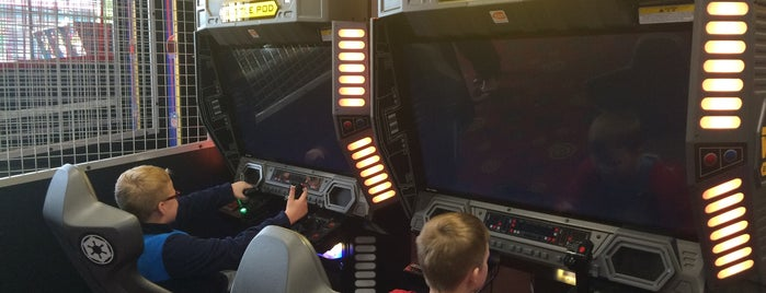 Ripley's Super Fun Zone is one of Arcades.