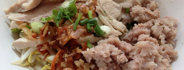 Wichai Noodle is one of Guide to the Best Restuarants in Bangkok.